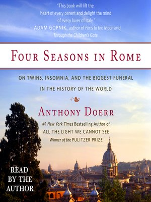 cover image of Four Seasons in Rome