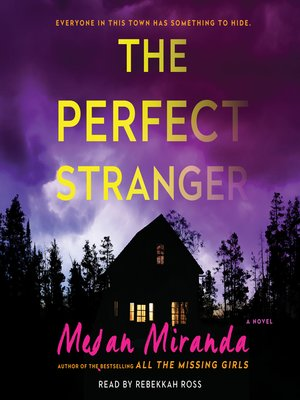 cover image of The Perfect Stranger