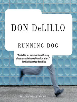 cover image of Running Dog