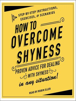 cover image of How to Overcome Shyness