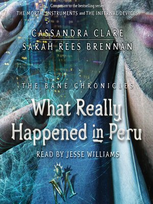 cover image of What Really Happened in Peru