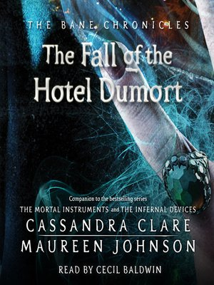 cover image of The Fall of the Hotel Dumort