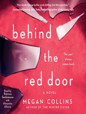 cover image of Behind the Red Door