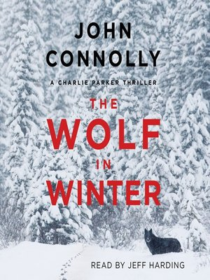 cover image of The Wolf in Winter
