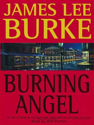 cover image of Burning Angel
