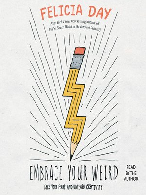 cover image of Embrace Your Weird