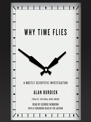 cover image of Why Time Flies