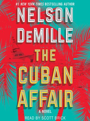 cover image of The Cuban Affair
