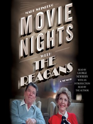 cover image of Movie Nights with the Reagans