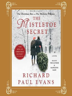 cover image of The Mistletoe Secret