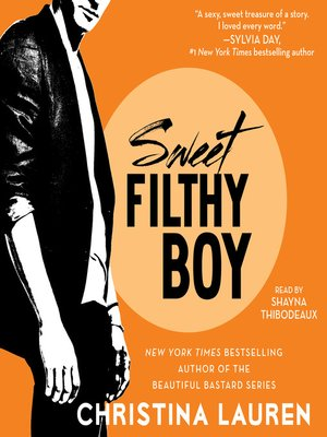 cover image of Sweet Filthy Boy
