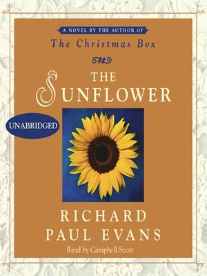 cover image of The Sunflower