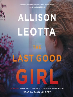 cover image of The Last Good Girl