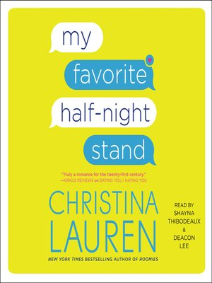 cover image of My Favorite Half-Night Stand