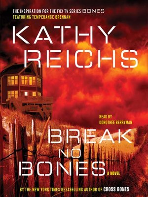 cover image of Break No Bones