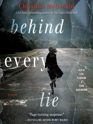 cover image of Behind Every Lie