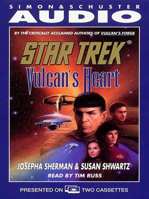 cover image of Vulcan's Heart