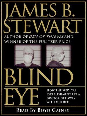 cover image of Blind Eye