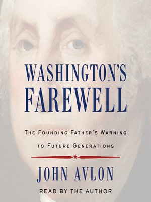 cover image of Washington's Farewell