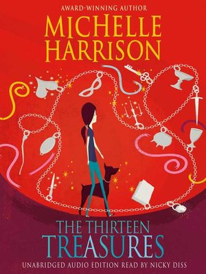 cover image of The Thirteen Treasures