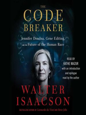 cover image of The Code Breaker