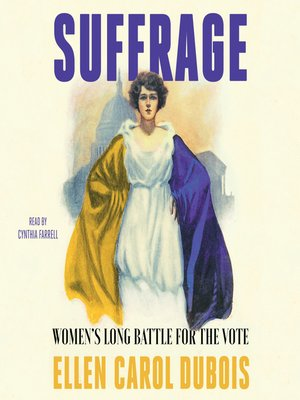 cover image of Suffrage