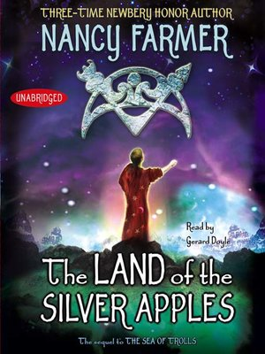 cover image of The Land of the Silver Apples