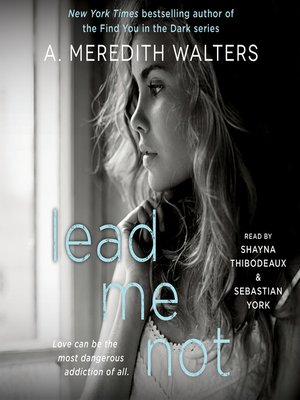 cover image of Lead Me Not