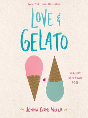 cover image of Love & Gelato