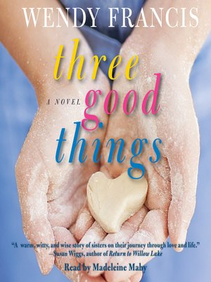 cover image of Three Good Things