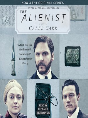 cover image of The Alienist
