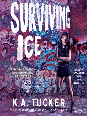 cover image of Surviving Ice