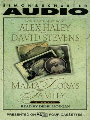 cover image of Mama Flora's Family