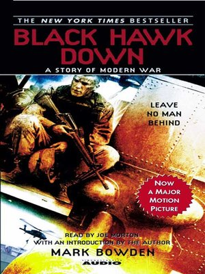 cover image of Black Hawk Down