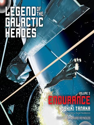 cover image of Legend of the Galactic Heroes, Volume 3