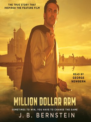 cover image of Million Dollar Arm