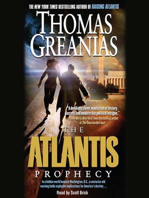 cover image of The Atlantis Prophecy