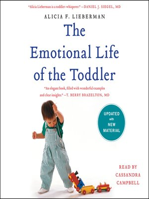 cover image of The Emotional Life of the Toddler