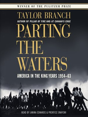cover image of Parting the Waters
