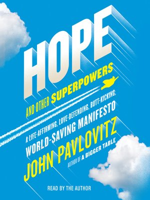 cover image of Hope and Other Superpowers