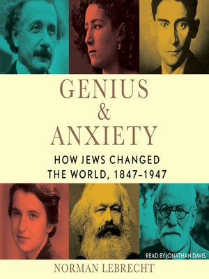 cover image of Genius & Anxiety