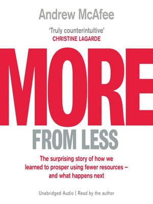 cover image of More From Less