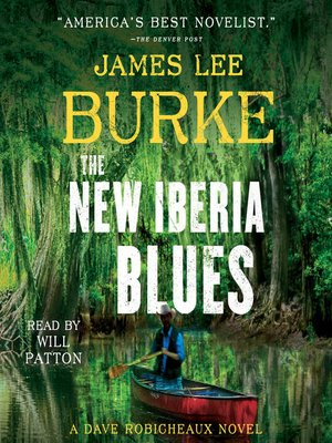 cover image of The New Iberia Blues