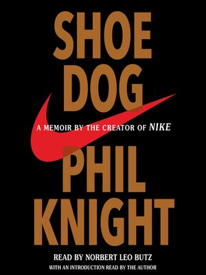 cover image of Shoe Dog
