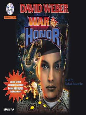 cover image of War of Honor