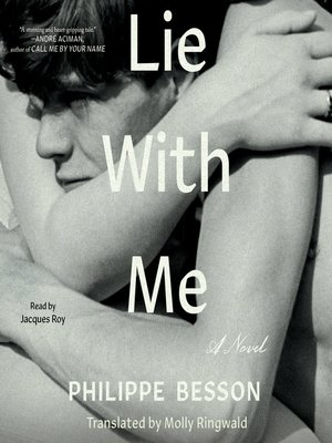 cover image of Lie With Me