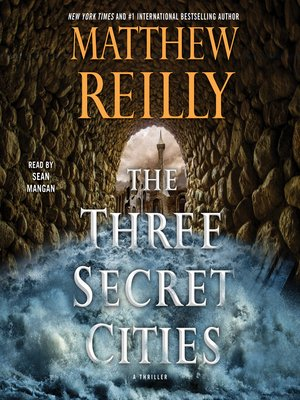 cover image of The Three Secret Cities