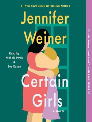 cover image of Certain Girls