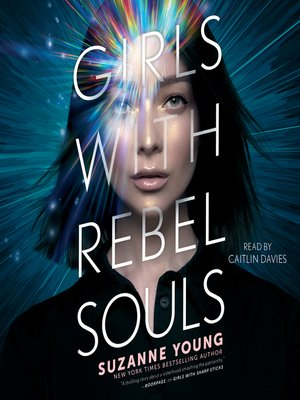 cover image of Girls with Rebel Souls