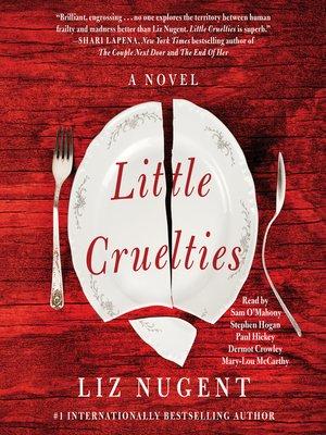 cover image of Little Cruelties